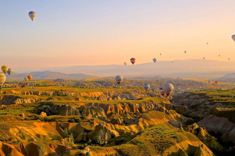 Cappadocia, Turkey - Mediterranean