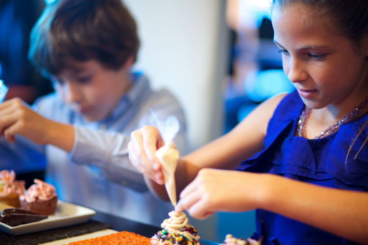 Kids activities - Celebrity Cruises