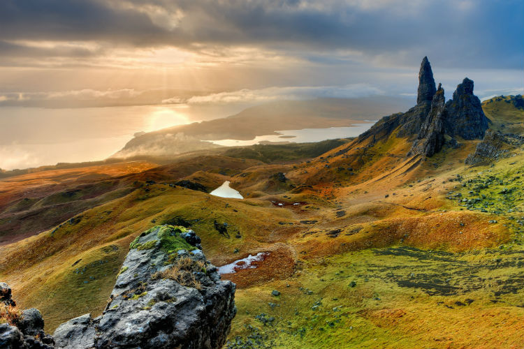 Isle of Skye, Scotland - British Isles
