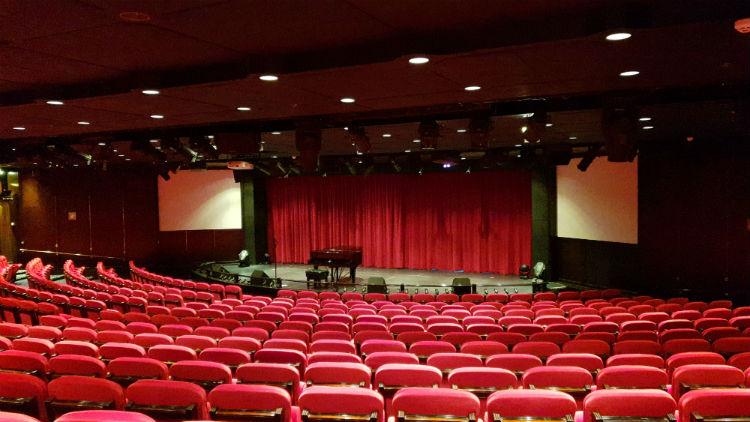 Theatre - P&O Cruises