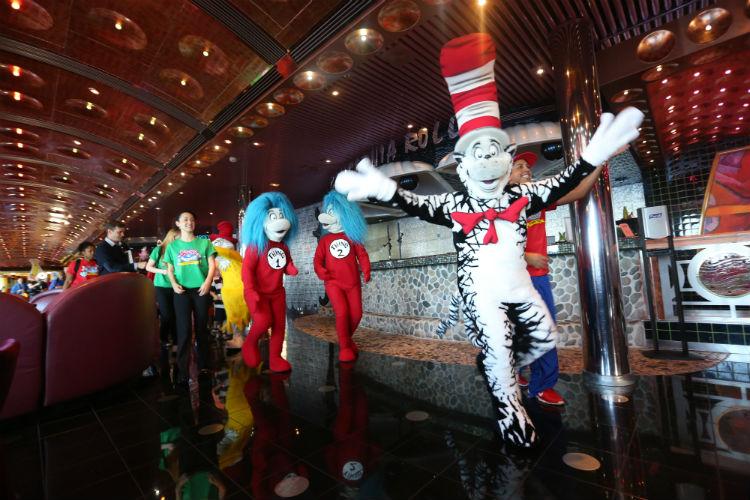 Dr. Seuss - Carnival Parade