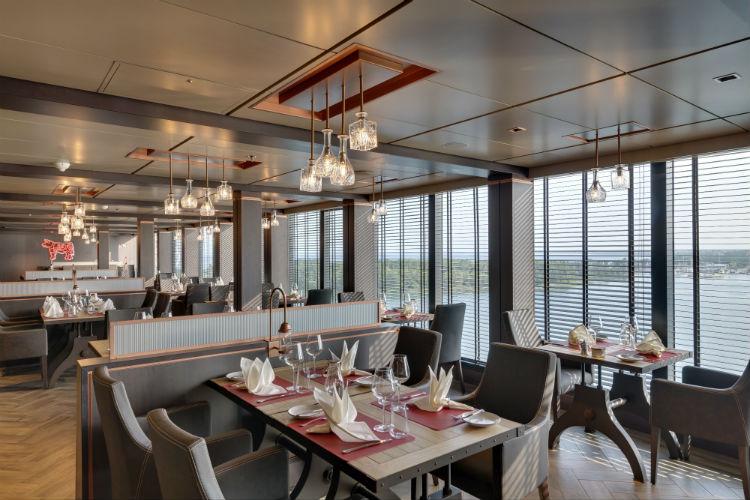 Butcher's Cut Steakhouse - MSC Seaview