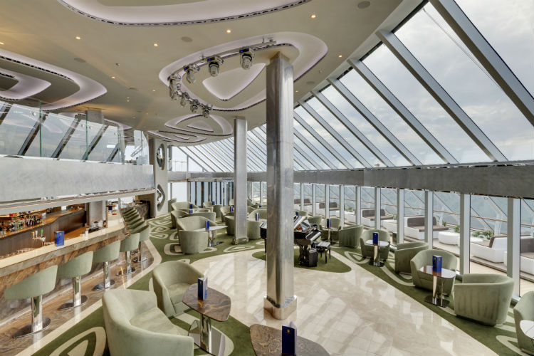 MSC Yacht Club exclusive area on-board MSC Seaview