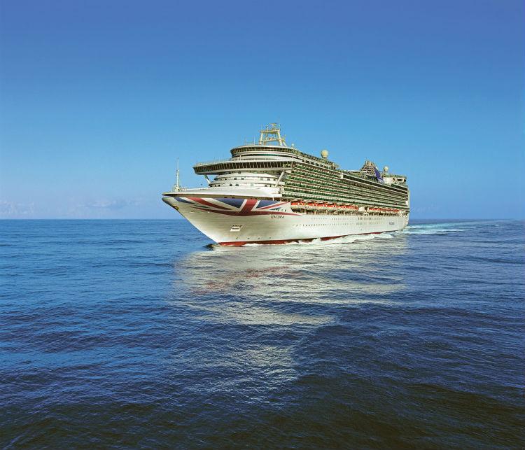 P&O Cruises - Ventura