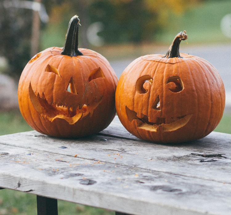 Pumpkin carving - Halloween
