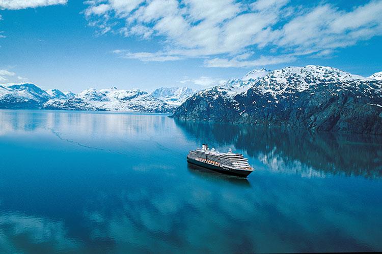Eurodam Glacier Bay