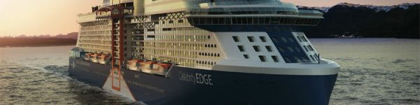 Take a first look at Celebrity Edge