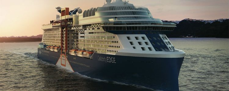 Celebrity Edge - Cruise Ship