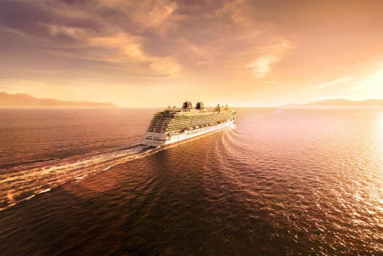 P&O Cruises - Britannia