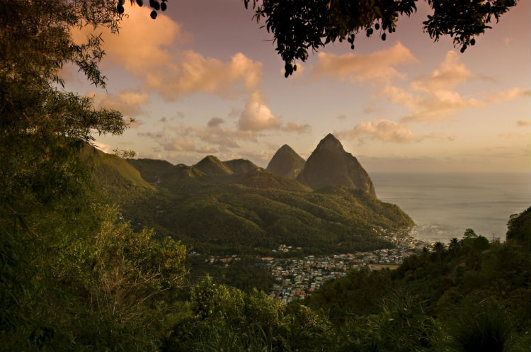 St Lucia - Caribbean - Hiking destination