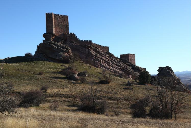 Castle of Zafra - Spain