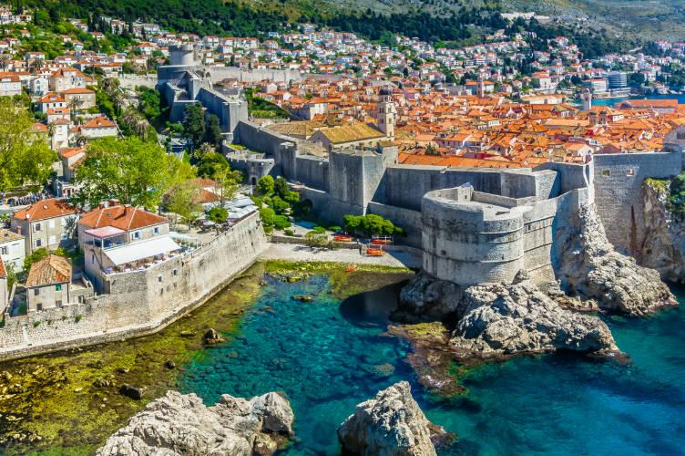 Dubrovnik, Croatia - Old Town