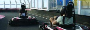 Go kart - Norwegian Cruise Line