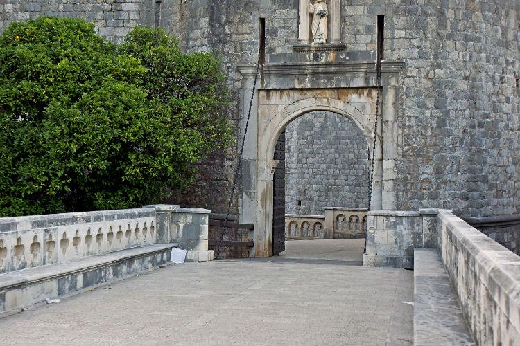 Pile Gate- Dubrovnik, Croatia