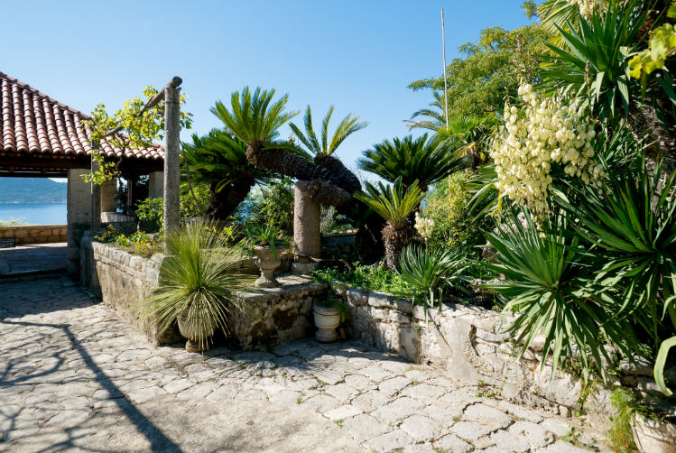 Trsteno Arboretum - Gardens in Dubrovnik, Croatia