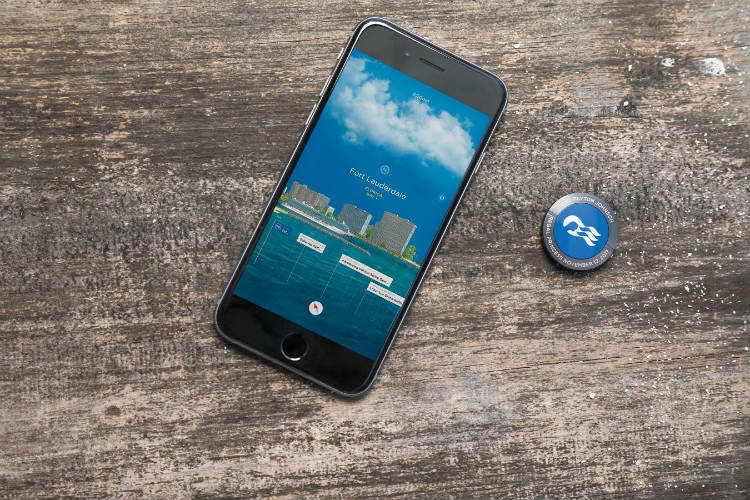 Ocean Medallion - App and device - Princess Cruises