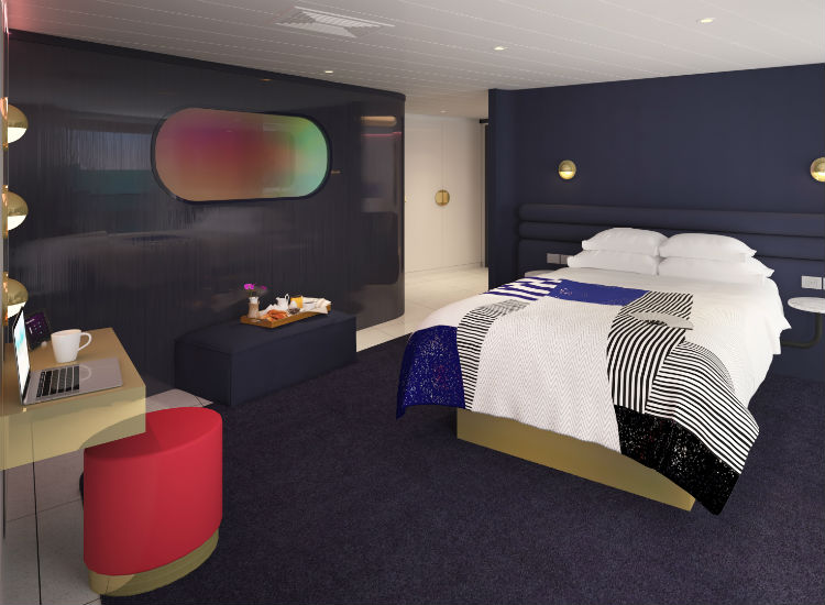 Posh Suite - Virgin Voyages
