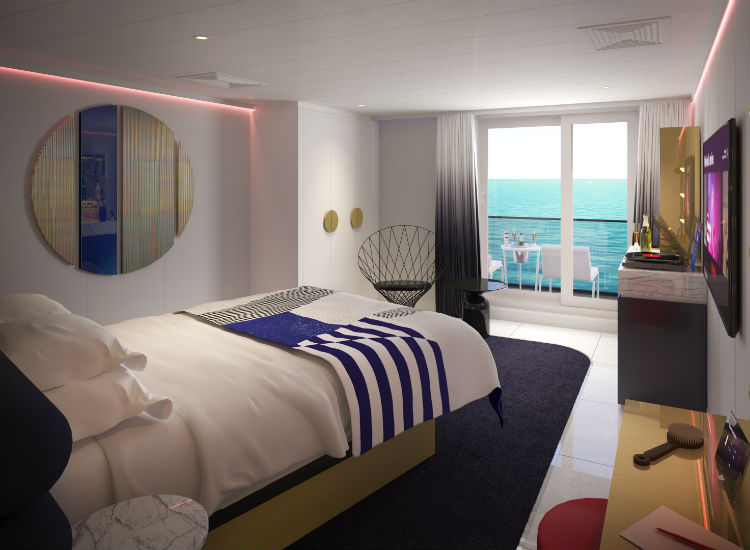 Seriously Suite - Virgin Voyages