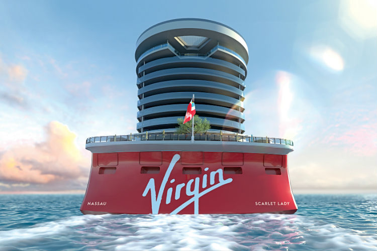 Scarlet Lady - Virgin Voyages