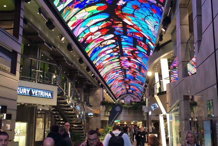 Galleria Bellissima - MSC Cruises - MSC Bellissima