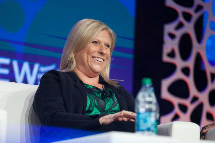 Lisa Lutoff-Perlo - CEO of Celebrity Cruises