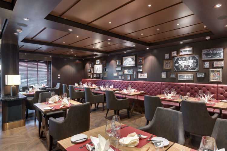 Butcher's Cut Steakhouse - MSC Bellissima