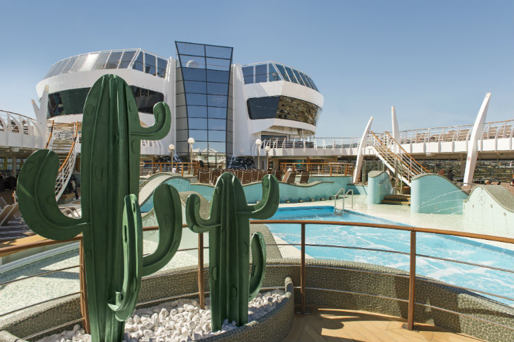 MSC Preziosa - Waterpark
