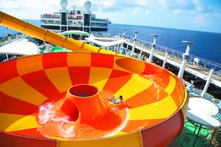 Norwegian Epic - Epic Plunge