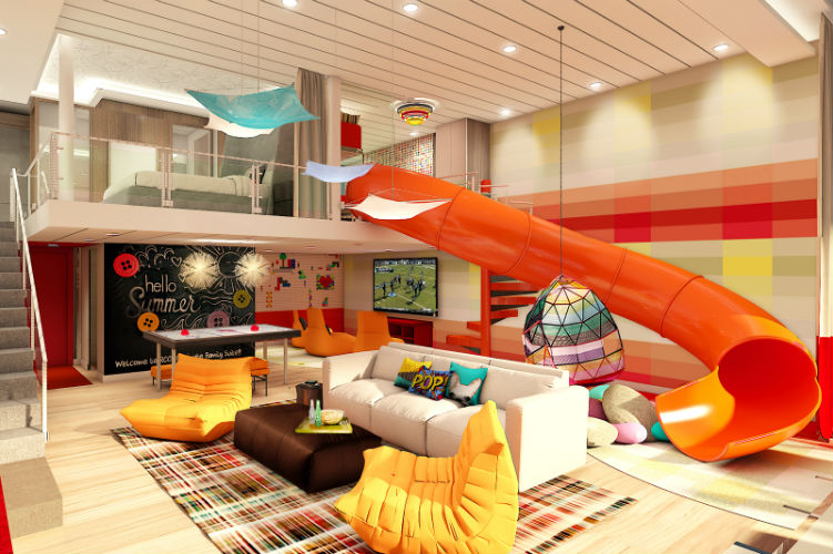 Ultimate Family Suite - Royal Caribbean