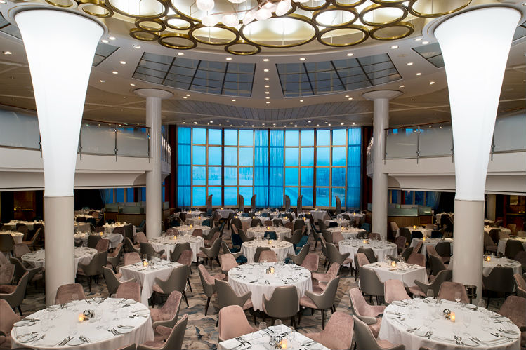 Metropolitan Restaurant - Celebrity Summit