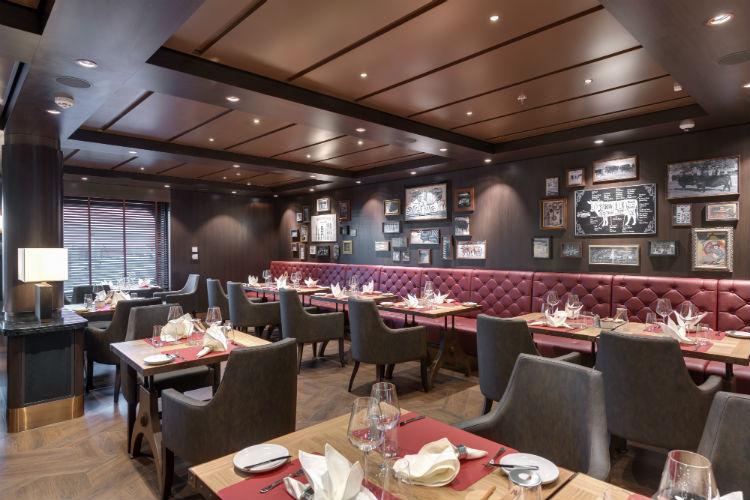 MSC Bellissima - Butcher's Cut Steakhouse