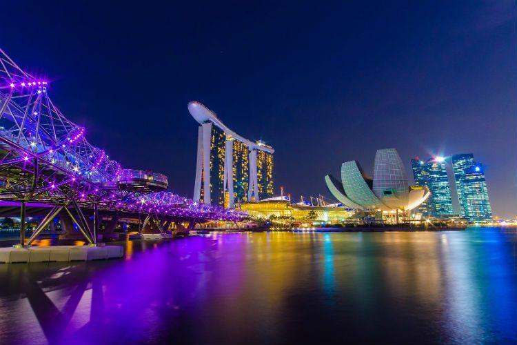 Marina Bay - Singapore Asia
