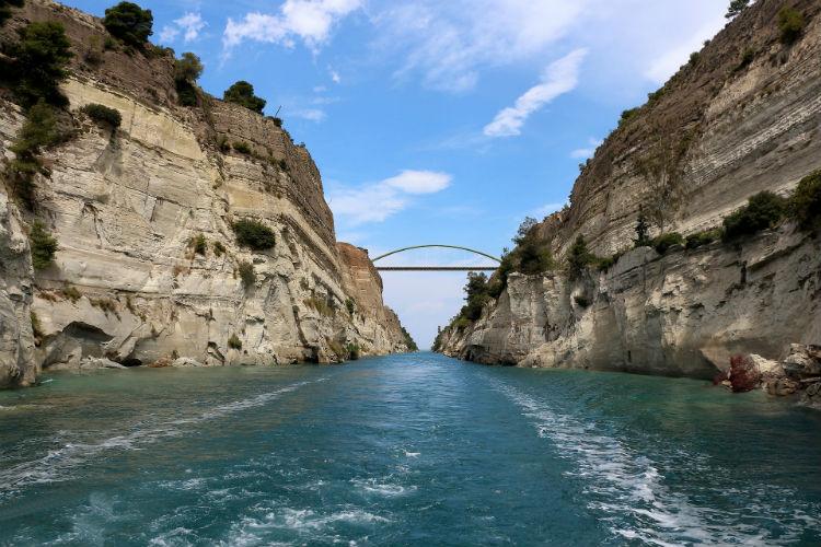Conrith Canal - Greece