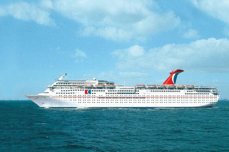 Carnival Fantasy - Carnival Cruise Line