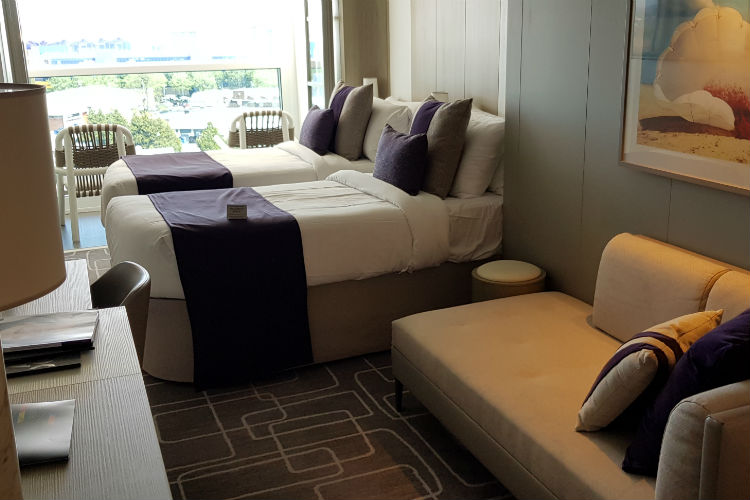 Edge Stateroom with Infinite Balcony - Celebrity Edge