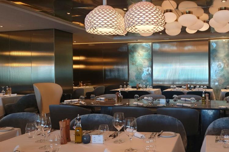 Cyprus - Celebrity Edge - Dining