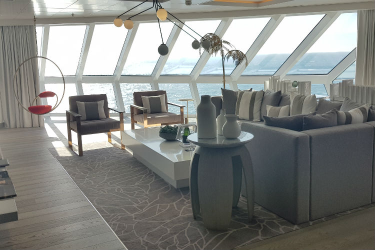 Iconic Suite - Celebrity Edge - Accommodation