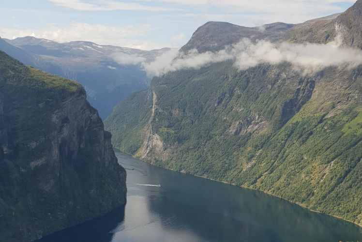 Norwegian Fjords - Celebrity Cruises