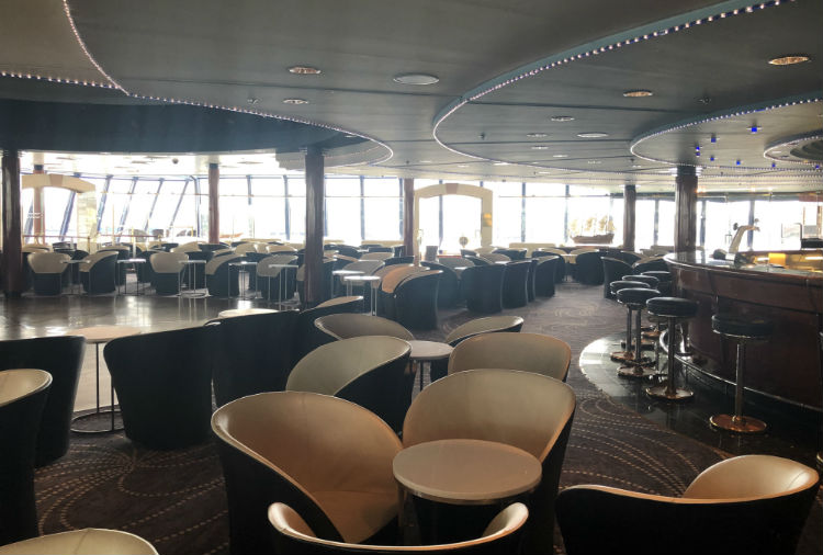 Norwegian Spirit - Lounge