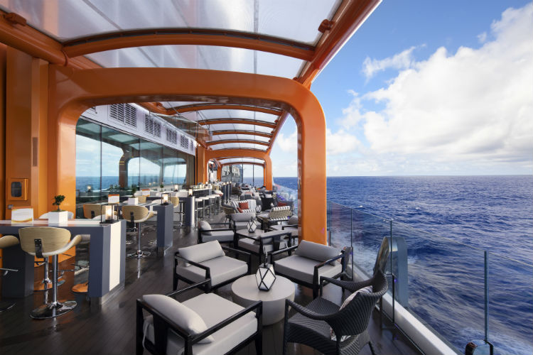 Magic Carpet - Celebrity Edge