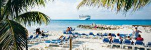 Beach on Princess Cays