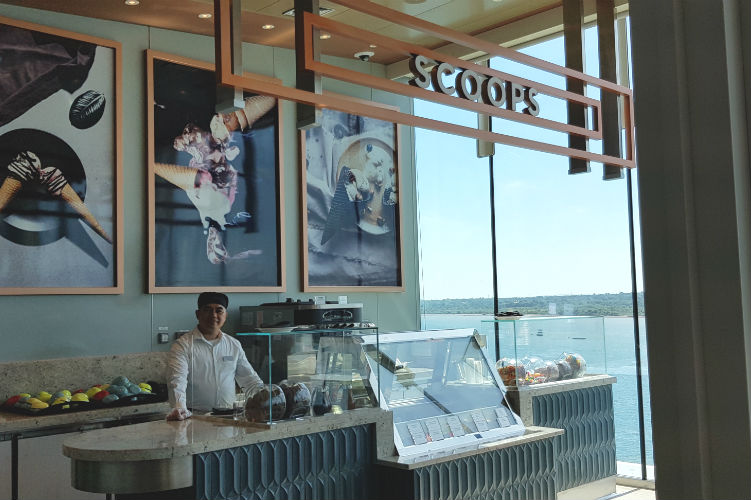 Scoops - Celebrity Edge