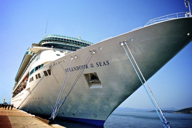 Splendour of the Seas - Royal Caribbean