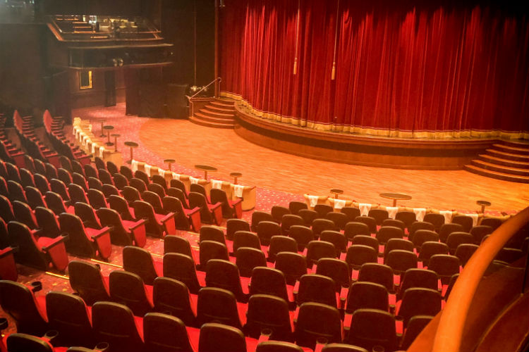 Theatre - Norwegian Spirit
