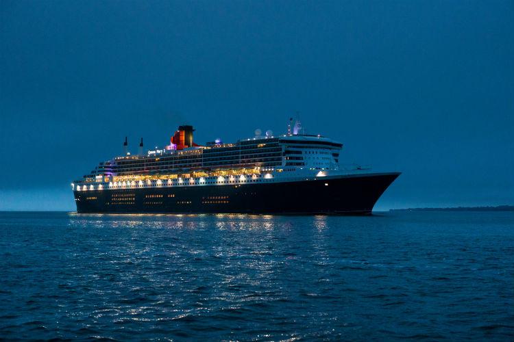 Queen Mary 2 - Cunard