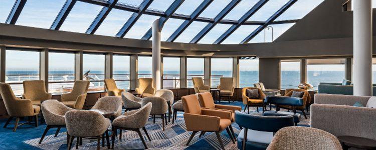 Britannia Lounge - Saga Spirit of Discovery