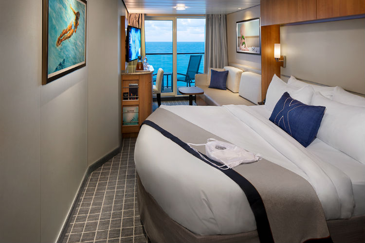 AquaClass Stateroom - Celebrity Cruises