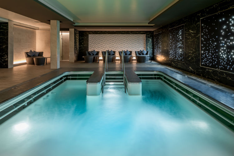 Hydrotherapy Pool - Spirit of Discovery