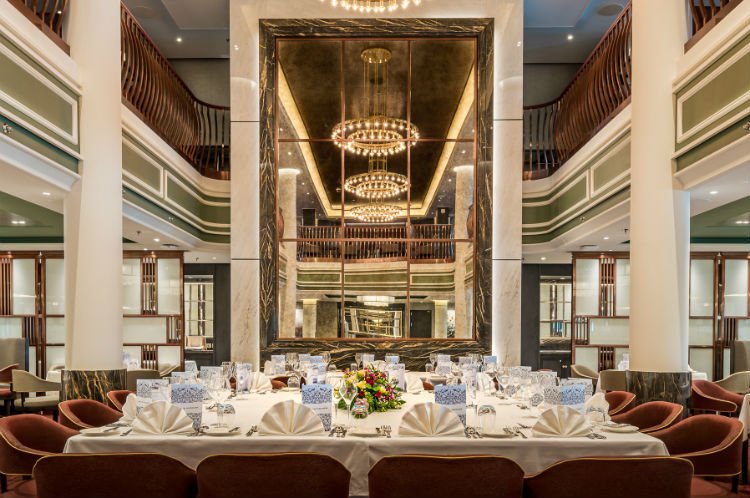 Main Dining Room - Spirit of Discovery