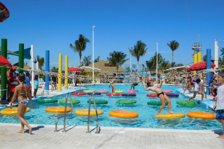 Adventure Pool - Perfect Day at CocoCay